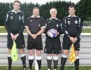 Officials for BSL Boley Cup Final 2009 at Yate Town