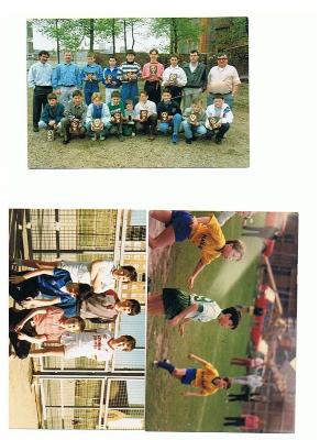 players from saddle 1986 scotty league