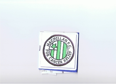 macmillan badge