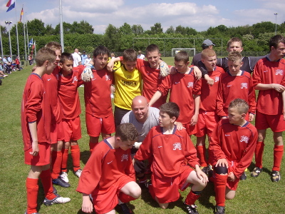C& K DYL 13's League Select in Holland 2009