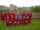 Winners of the 16&#039;s Knockout Cup 2005/6 Motherwell Th