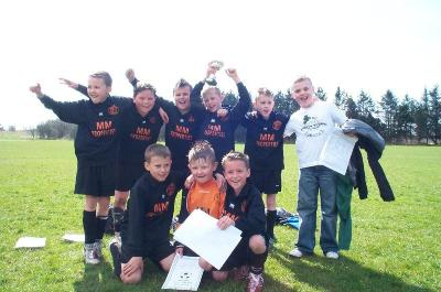 KSC Easter Festival Fair Play Winners 2007