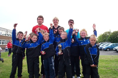 Clark Drive Fair Play Winners 2005/06