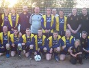 Imperial Saints Runners Up Nornam Goulding Cup 2008 Venue Yate Town