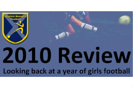 Review of Ladies/Girls Football - 2010