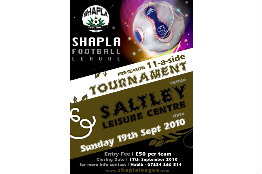Shapla Pre-Season 11-a-side Tournament