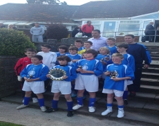 2010 U12 Plate Winners - Landore Colts