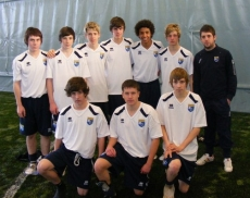 Scottish Reps. SYFA 17s 2010/11 Vs Australia.