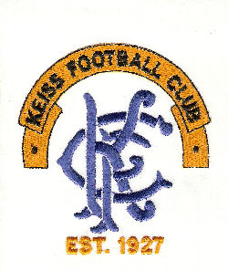 Keiss F.C. club badge