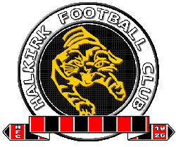 Halkirk F.C. Badge