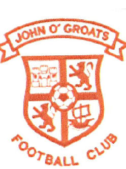 John O'Groats F.C. club Badge