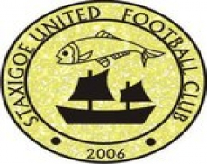 Staxigoe United F.C club badge