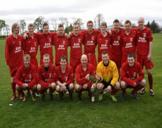 Thurso FC - Jock Mackay Memorial Cup winners for 2010/11