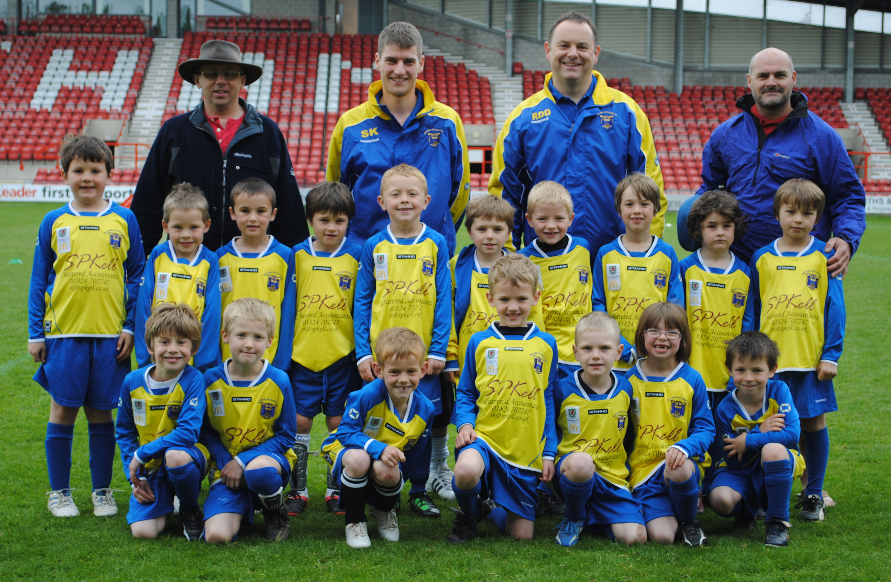 Ruthin Rovers Under 7's